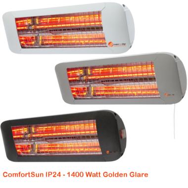 ComfortSun IP24 - Golden Glare 1400 Watt-cat©www.comfortsun-shop.be