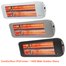 ComfortSun IP24 timer- Golden Glare 1400 Watt-cat©www.comfortsun-shop.be